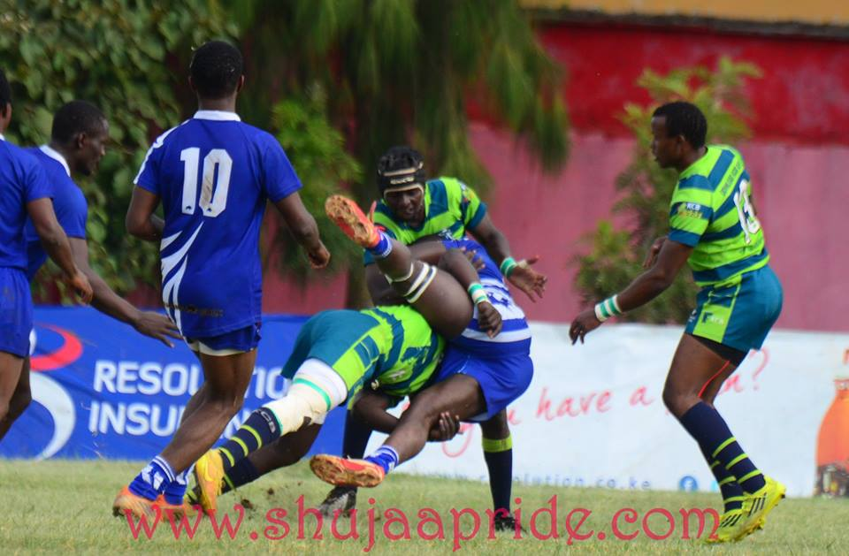Kenya Cup top try scorers list