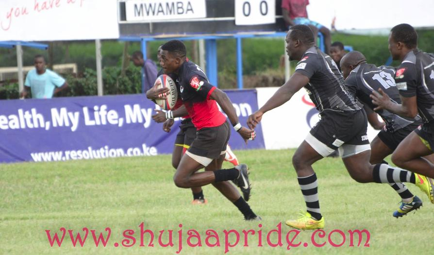 Kenya Cup Top Points Scorers