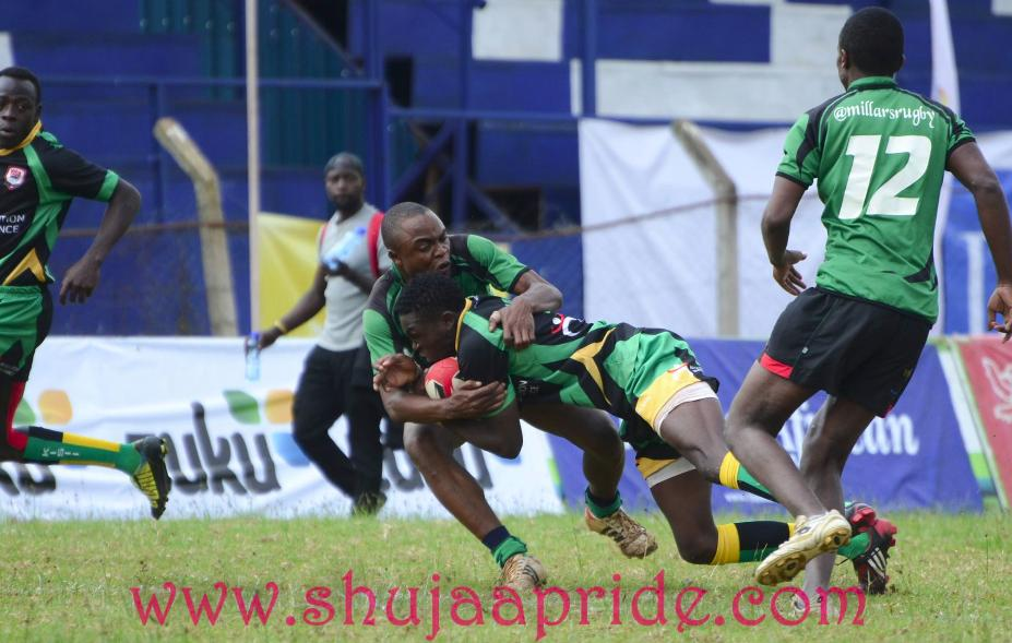 The Kenya Rugby Union 2017 sevens circuit calendar
