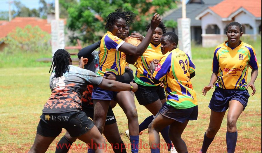 KRU women 10s league round 3 order of play