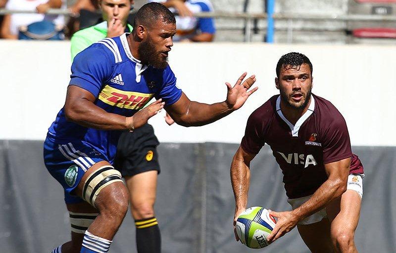 Video Highlights - Stormers v Jaguares   Super Rugby