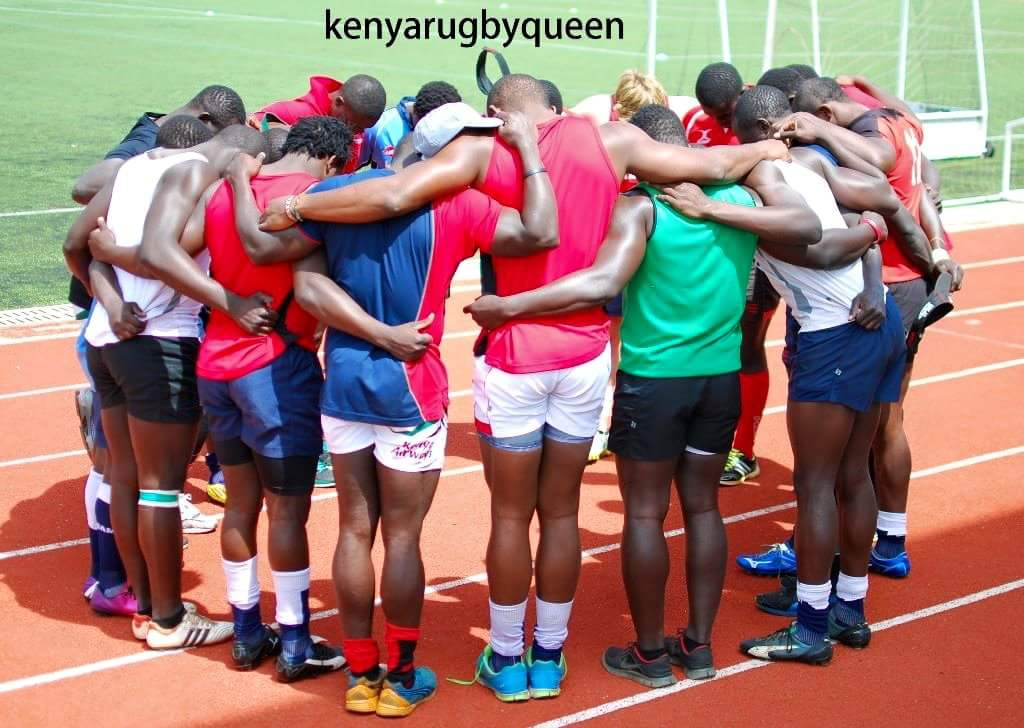 Kenya 7s Squad to Hong Kong and Singapore