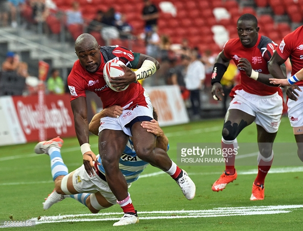 Singapore 7s Live Stream HSBC World sevens Series
