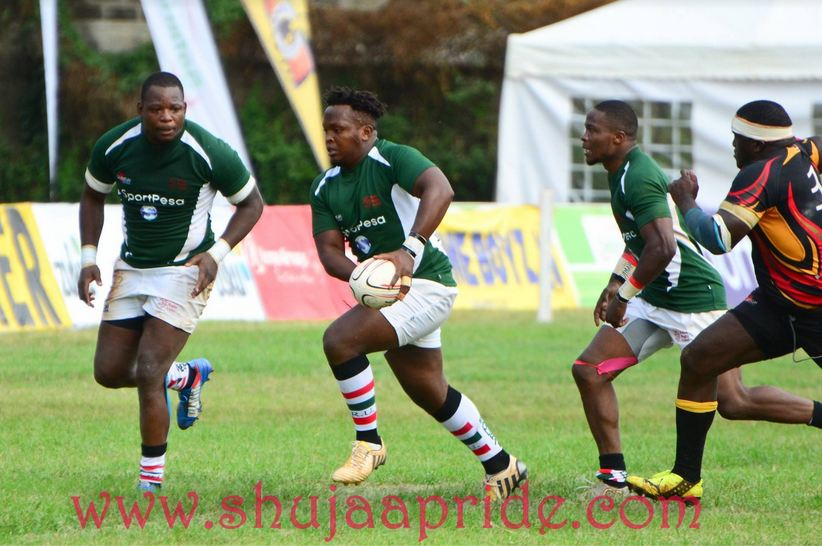 Kenya Simbas squad to South Africa camp
