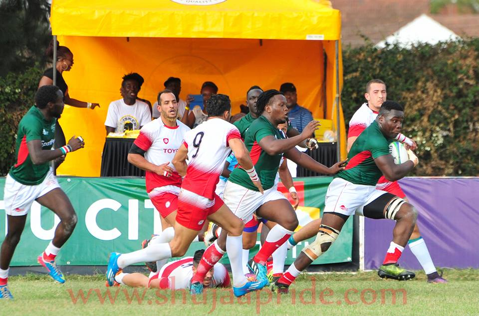 Kenya Simbas squad to face Senegal