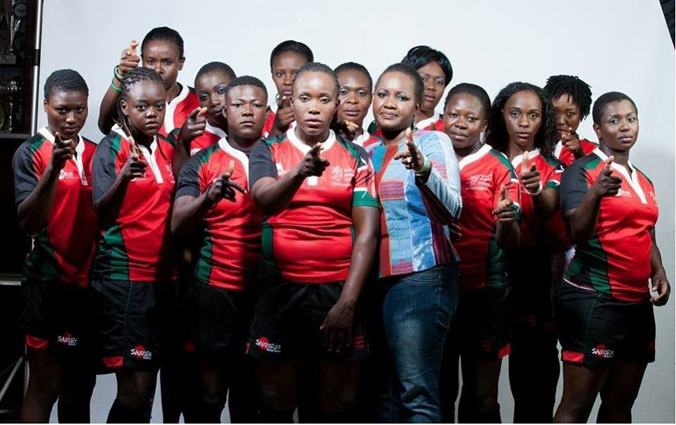 Atlas foundation to fund girls rugby program in Kenya
