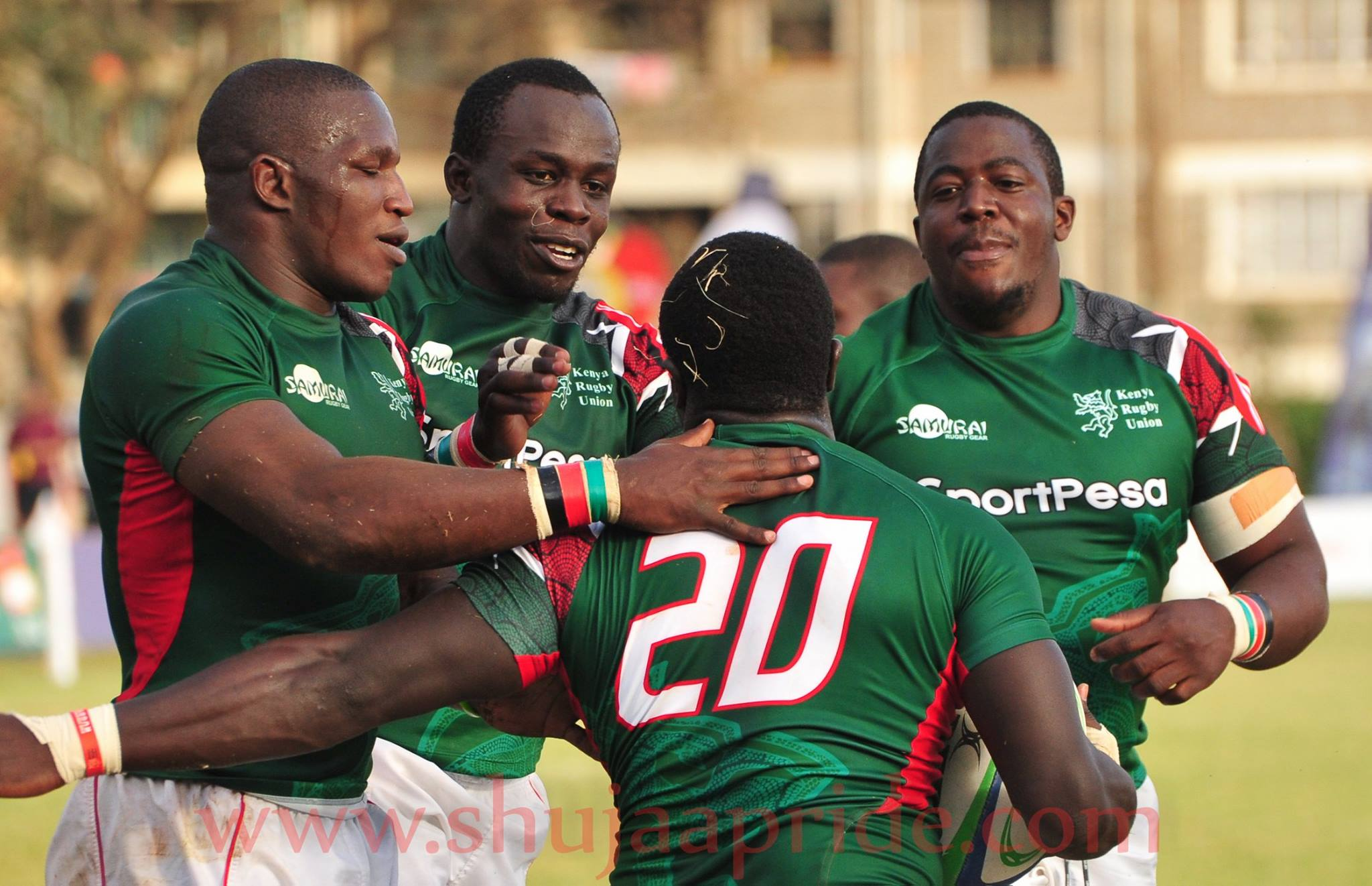 kenya fifteens squad to play against Hong Kong