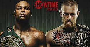 FLOYD MAYWEATHER JR VS CONOR MCGREGOR LIVE STREAMING