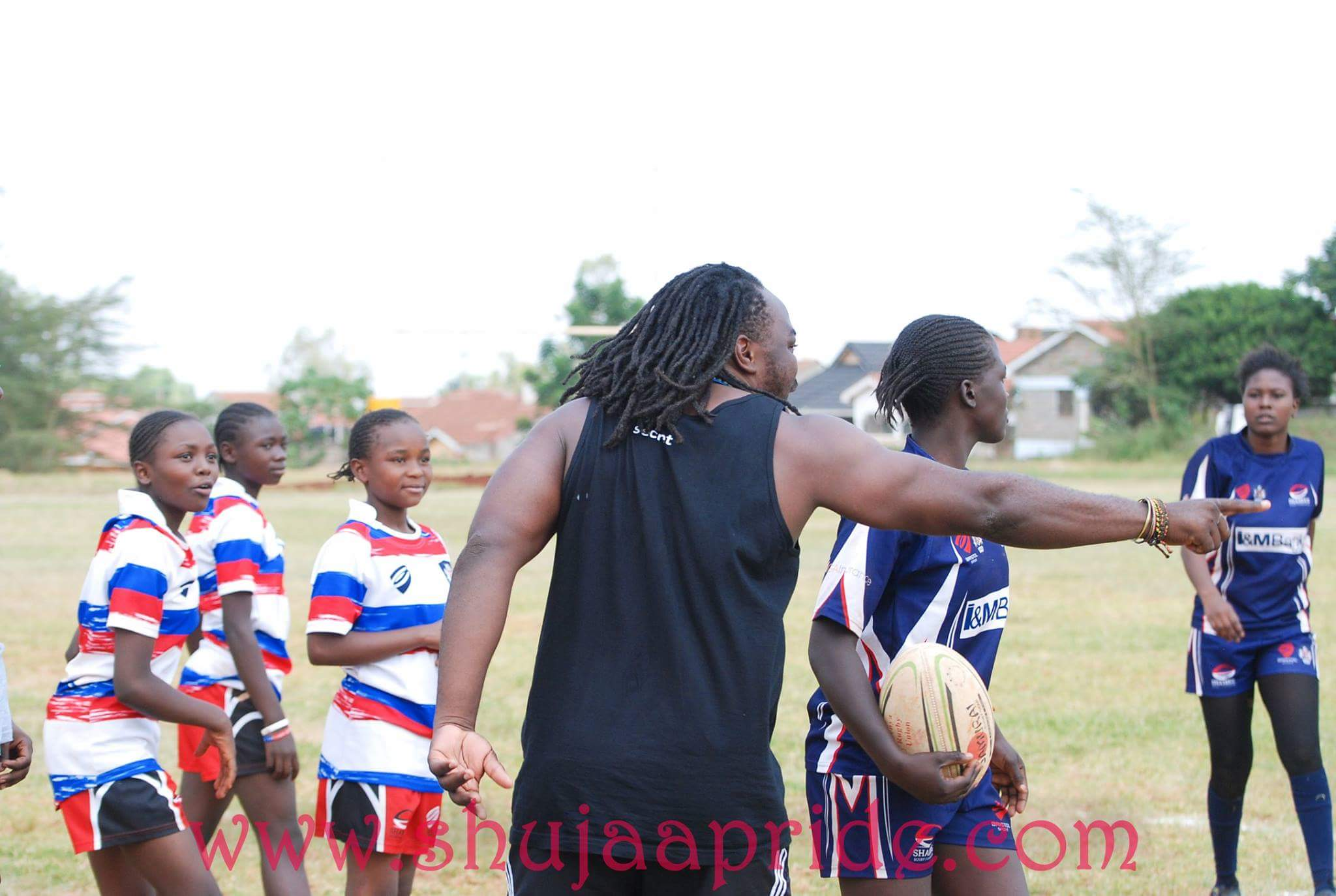 Shamas Rugby Foundation Receives 8.5 Million Shillings