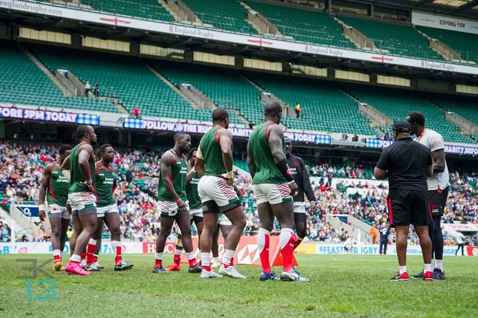 Kenya sevens Provisional Squad named