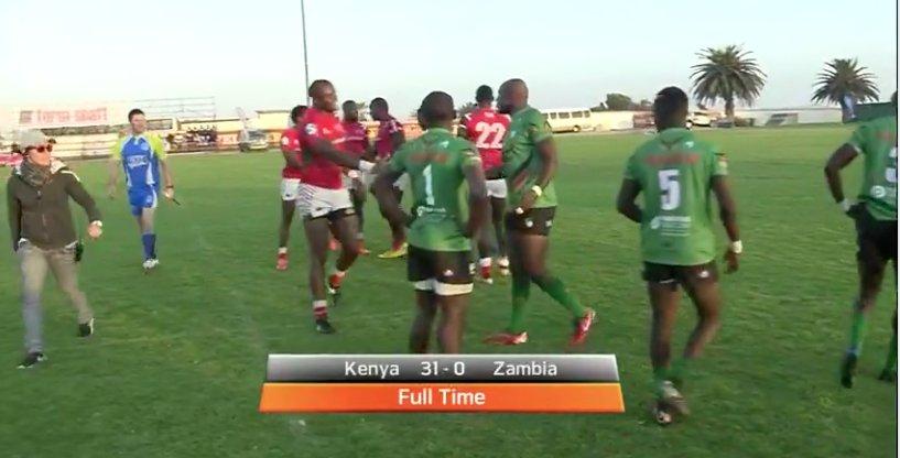Kenya 7s vs SA Select Live stream | Safland sevens