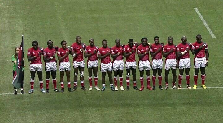 Cup Final : Kenya 7s vs Fiji Vancouver sevens 2018