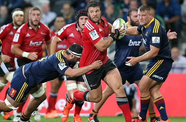 Highlanders vs Crusaders Live Streaming