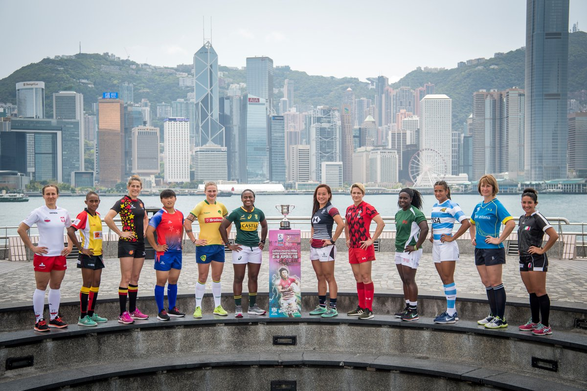 LIVE STREAM: 2018 Womens Sevens Series Qualifier - Hong Kong 7s - Day 1