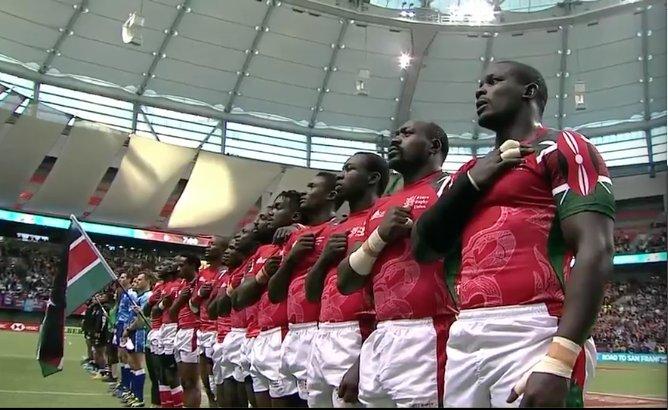 Kenya 7s Point Scorers At The 2018 Hong Kong 7s Tournament