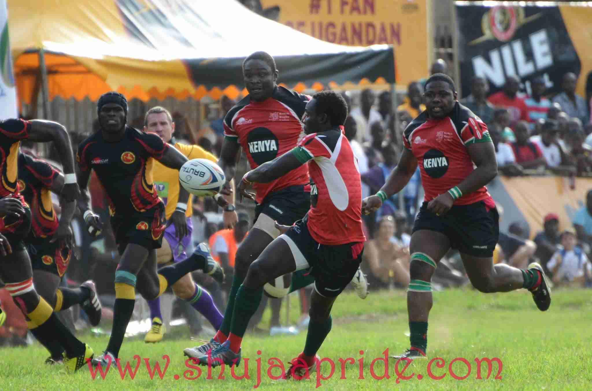 Kenya simbas trial squad