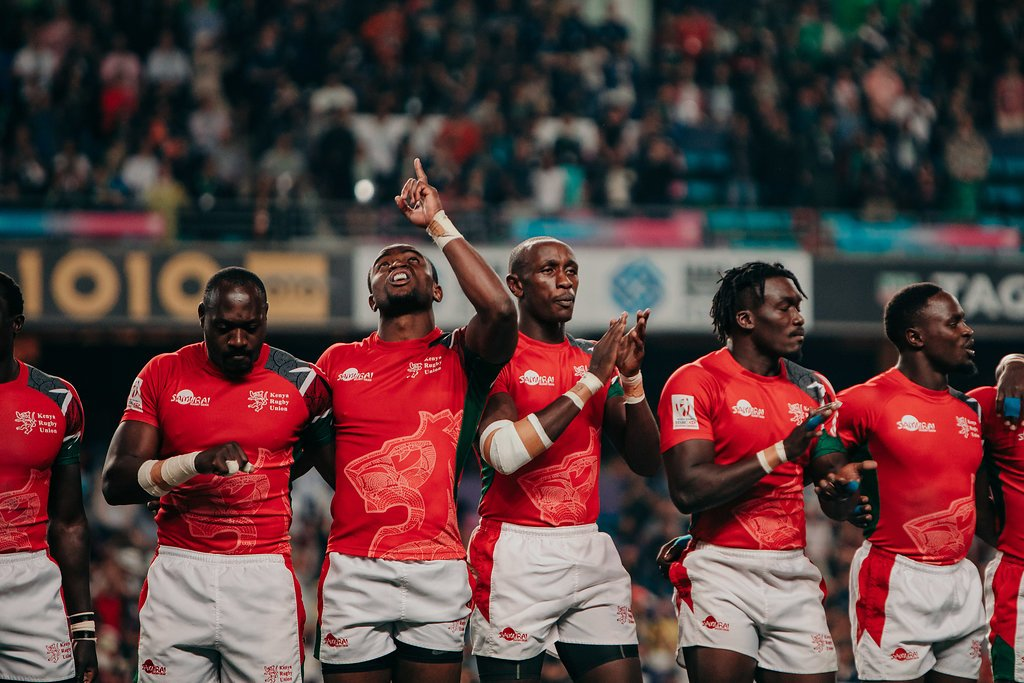 Kenya 7s Top Try Scorers At The 2018 Singapore 7s Tournament