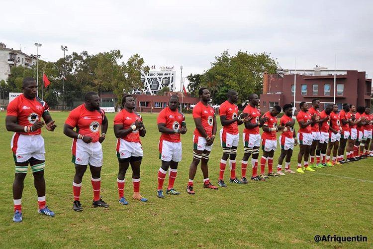 Kenya XVs squad to play Zimbabwe