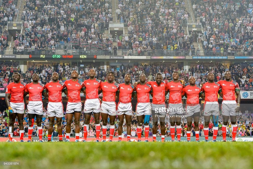 Kenya 7s Squad to 2018 Rugby World Cup 7s