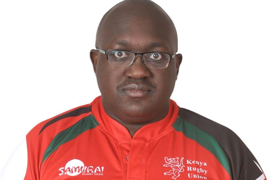 Oduor Gangla is the new Kenya Rugby Union Chair