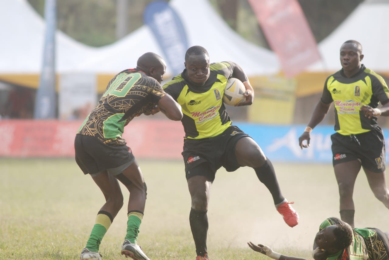Prinsloo sevens day one results