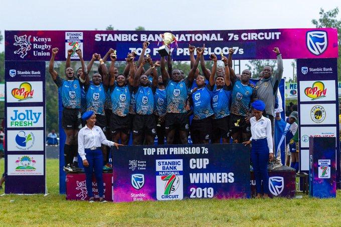 Stanbic Mwamba clinch Prinsloo 7s title