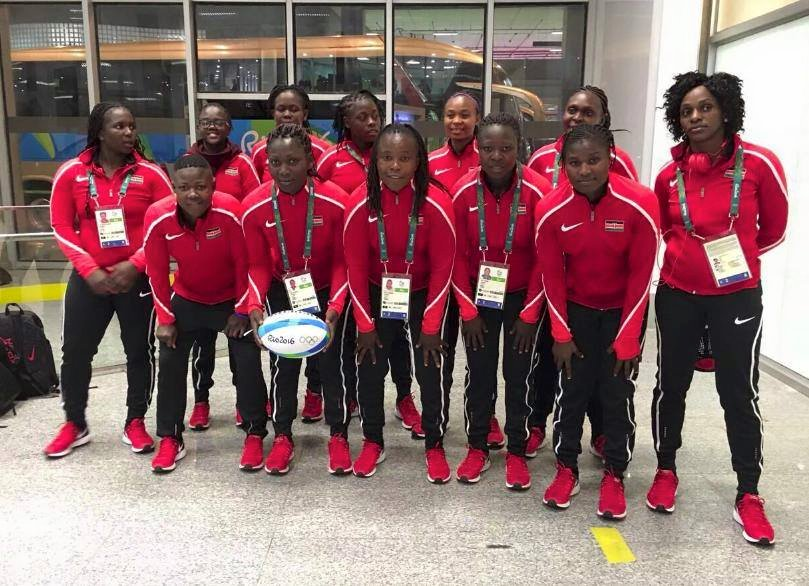 Kenya Lionesses target Olympic Games ticket
