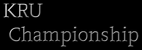 KRU Championship